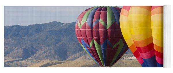 Tandem Balloons Yoga Mat