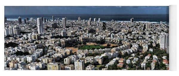 Tel Aviv Center Yoga Mat