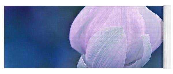 Tender Morning With Lotus Yoga Mat