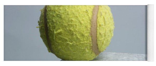 Tennis Ball Yoga Mat