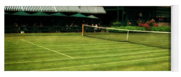 Tennis Hall Of Fame 2.0 Yoga Mat