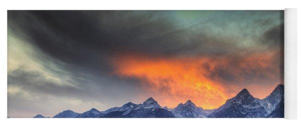 Teton Explosion Yoga Mat