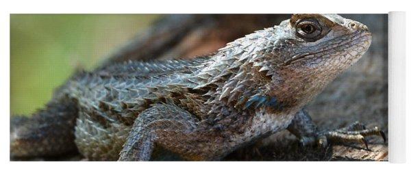 Texas Lizard Yoga Mat