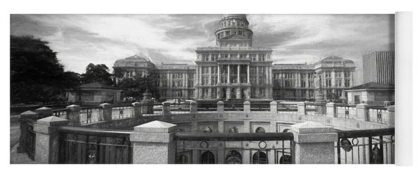 Texas State Capitol Vi Yoga Mat