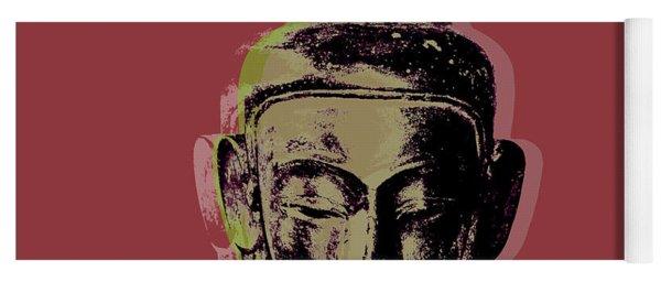 Thai Buddha #1 Yoga Mat