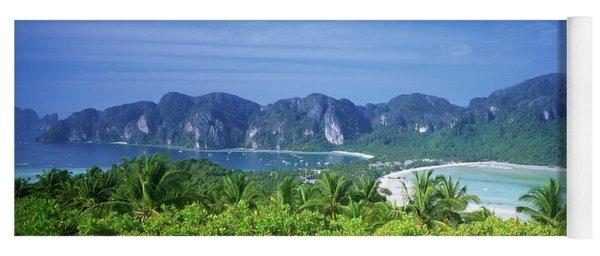 Thailand, Phi Phi Islands, Mountain Yoga Mat