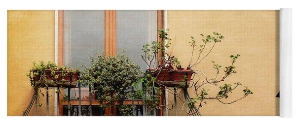 The Balcony Yoga Mat