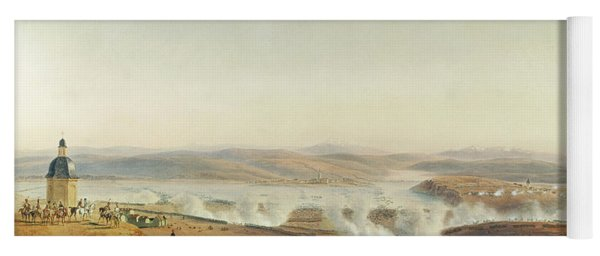 The Battle Of Austerlitz, 2nd December 1805, Four Oclock Wc On Paper Yoga Mat
