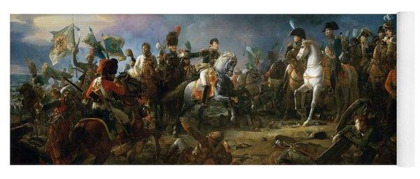 The Battle Of Austerlitz Yoga Mat