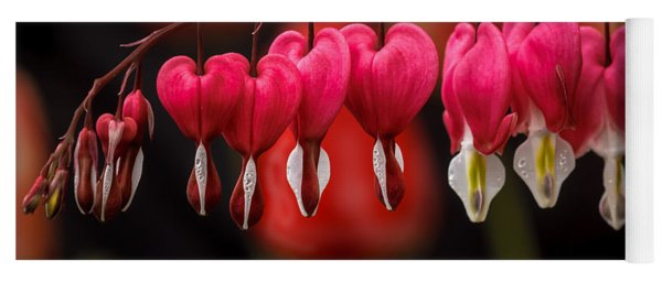 The Bleeding Hearts Yoga Mat