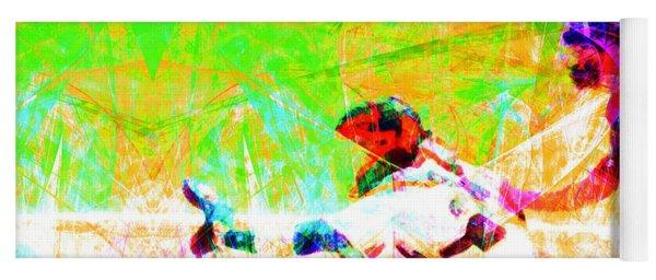 The Boys Of Summer 5d28228 The Catcher Yoga Mat