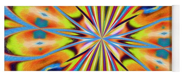 The Butterfly Effect Yoga Mat
