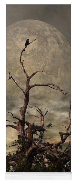 The Crow Tree Yoga Mat