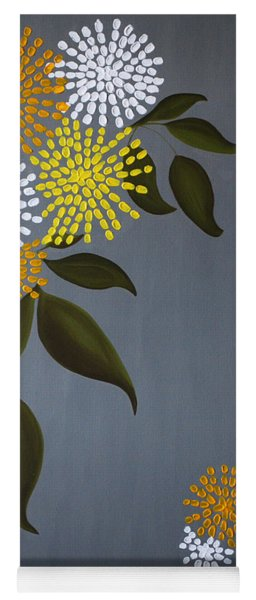 The Delicacy Of Life Yoga Mat