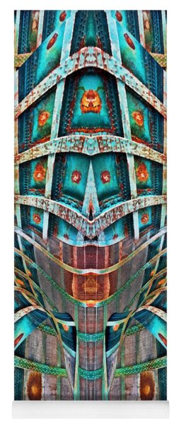 The Doors Of Perception Yoga Mat