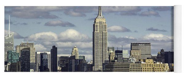 The Empire State Building 2 Yoga Mat