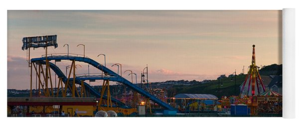 The Fairground ,tramore, County Yoga Mat
