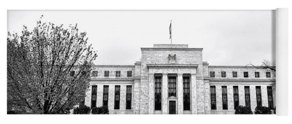 The Federal Reserve  Yoga Mat