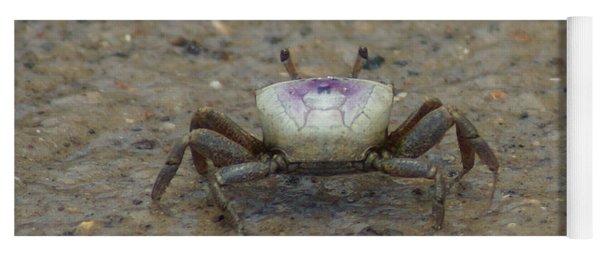 The Fiddler Crab On Hilton Head Island Yoga Mat