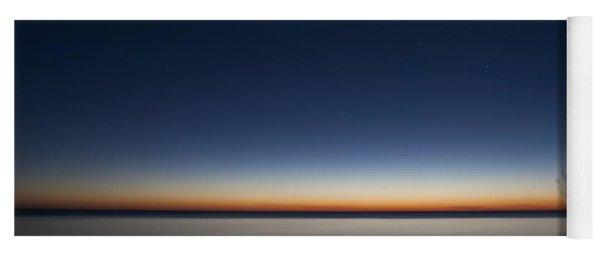 The First Light Of Dawn Yoga Mat