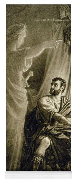 The Ghost Of Julius Caesar, In The Play Yoga Mat