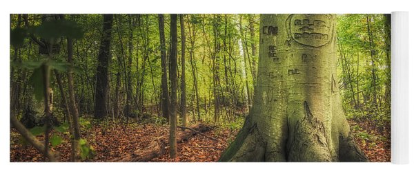 The Giving Tree Yoga Mat