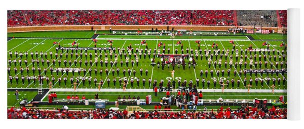 Yoga Mat featuring the photograph The Going Band From Raiderland by Mae Wertz