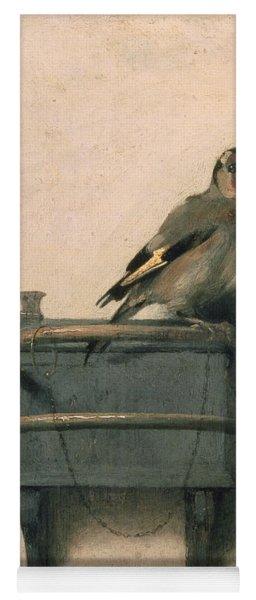 The Goldfinch Yoga Mat