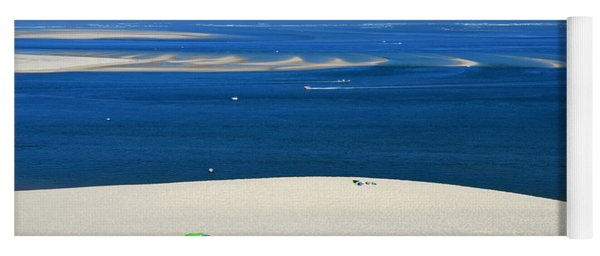 The Great Dune Of Pila In Arcachon Bay Yoga Mat