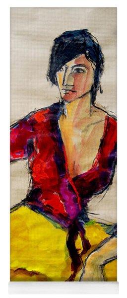 The Gypsy - Pia #2 - Figure Series Yoga Mat