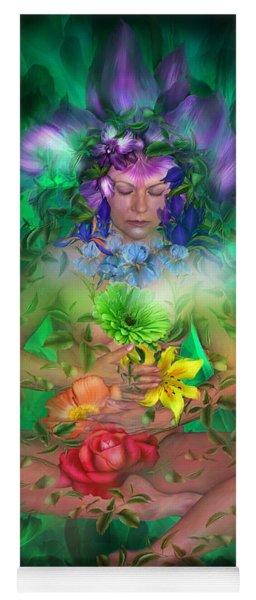 The Healing Garden Yoga Mat