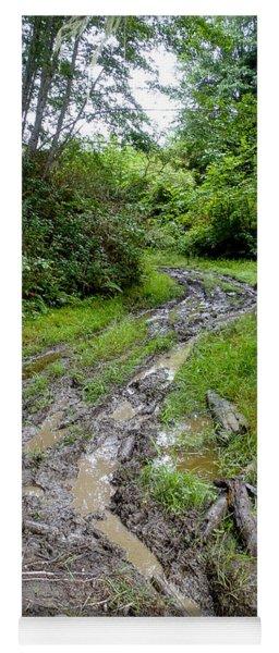 The Ledge Point Trail Yoga Mat