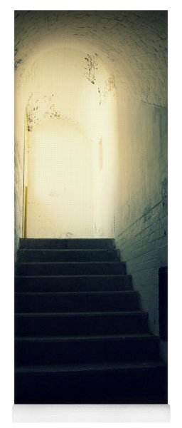The Light At The Top Of The Stairs Yoga Mat