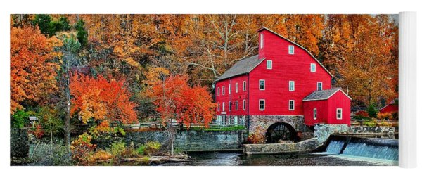 The Mill In Clinton Yoga Mat