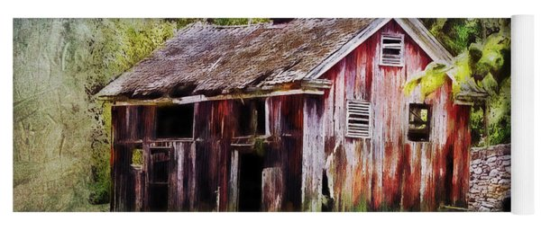 The Old Barn Yoga Mat