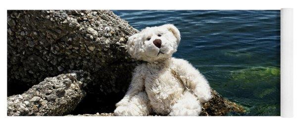 The Philosopher - Teddy Bear Art By William Patrick And Sharon Cummings Yoga Mat