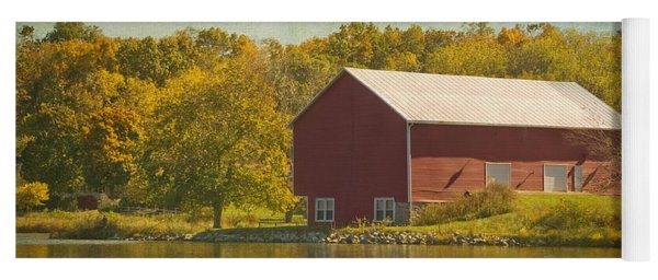 The Red Barn Yoga Mat