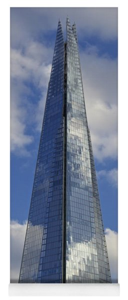 The Shard Of Glass London Yoga Mat