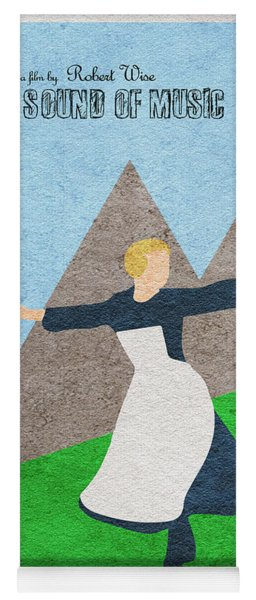 The Sound Of Music Yoga Mat