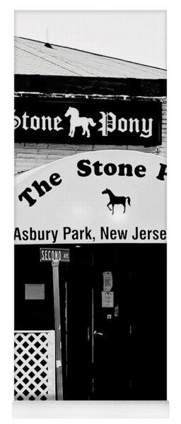 The Stone Pony Asbury Park Nj Yoga Mat