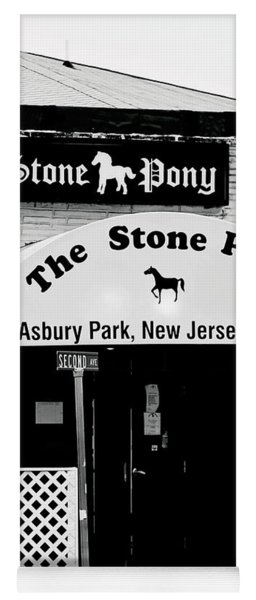 The Stone Pony Asbury Park Nj Yoga Mat
