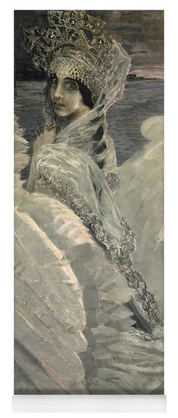 The Swan Princess, 1900 Yoga Mat