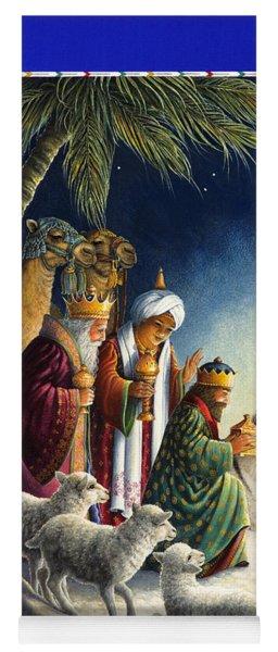 The Three Kings Yoga Mat