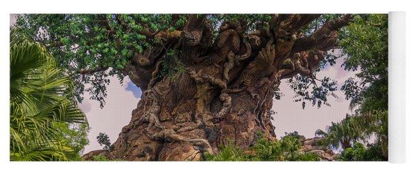 The Tree Of Life Yoga Mat