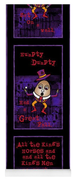 The Truth About Humpty Dumpty Yoga Mat