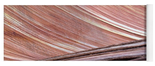 'the Wave' North Coyote Buttes 02 Yoga Mat