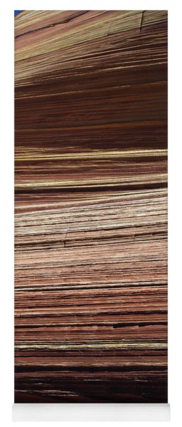 'the Wave' North Coyote Buttes 06 Yoga Mat