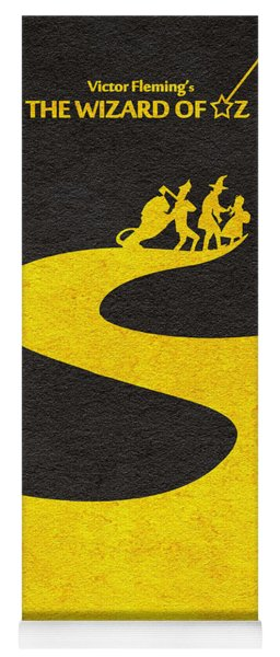 The Wizard Of Oz Yoga Mat