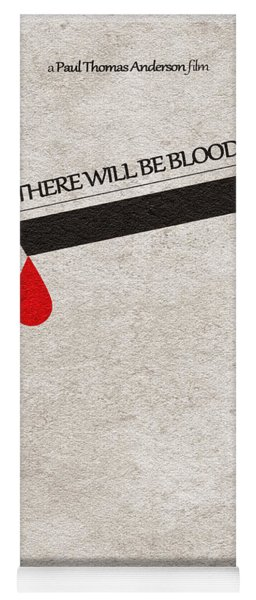 There Will Be Blood Yoga Mat