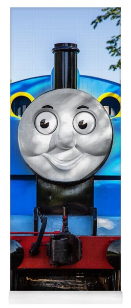 Thomas The Train Yoga Mat